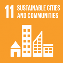 11 Sustainable Cities, and Communities